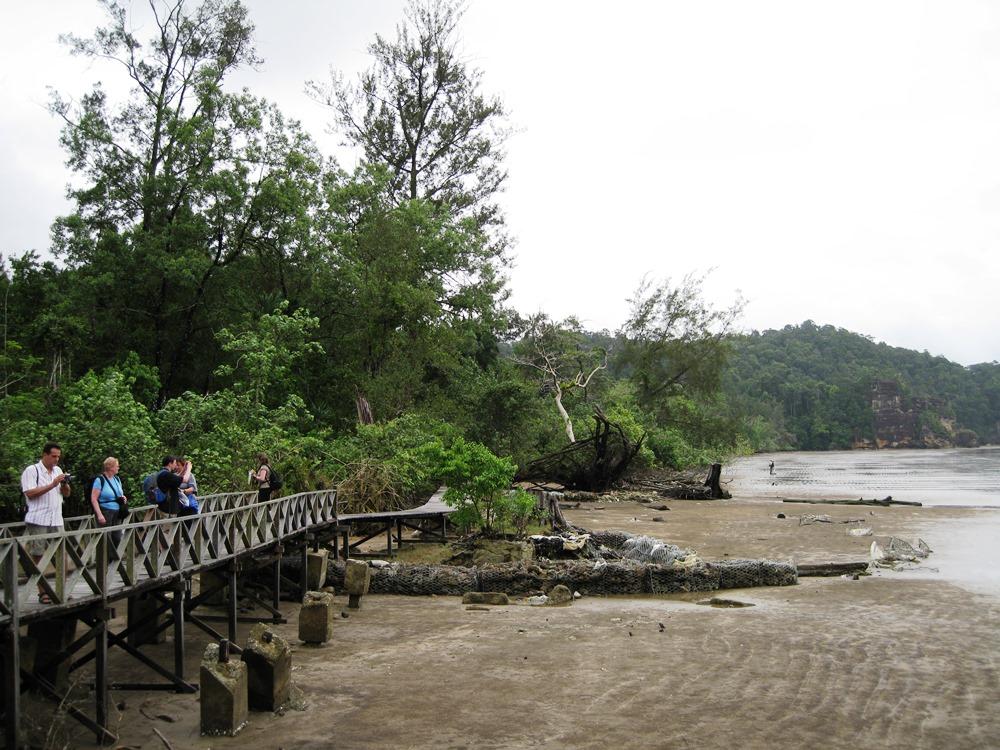 Sfeerimpressie Maleisisch Borneo