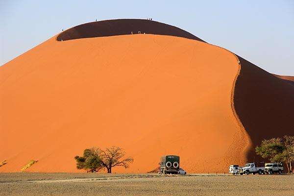 Sfeerimpressie Namibië, Botswana & Zambia