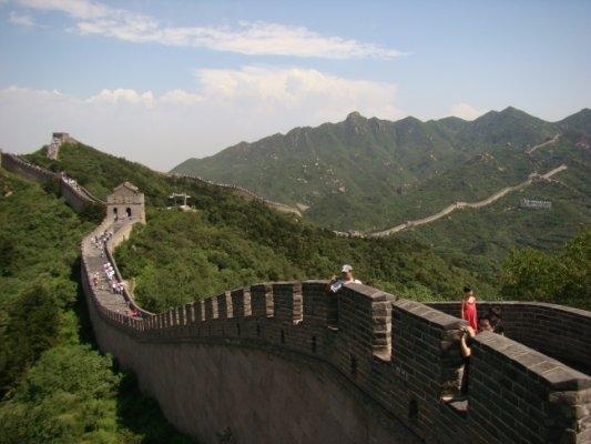 Sfeerimpressie China met de Kids